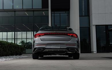 2021 Kia K5 GT wallpaper thumbnail.