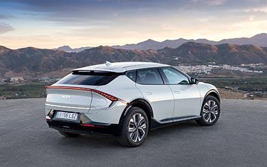 2022 Kia EV6 wallpaper thumbnail.