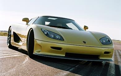 2004 Koenigsegg CCR wallpaper thumbnail.