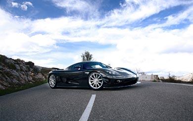 2009 Koenigsegg CCX Edition wallpaper thumbnail.
