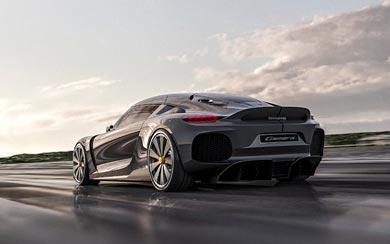 2021 Koenigsegg Gemera wallpaper thumbnail.
