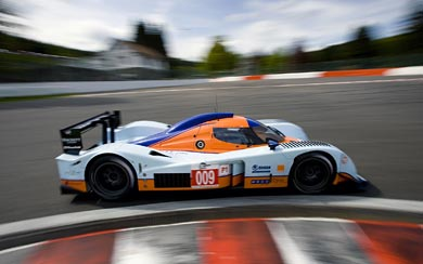 2009 Aston Martin B09/60 LMP1 wallpaper thumbnail.