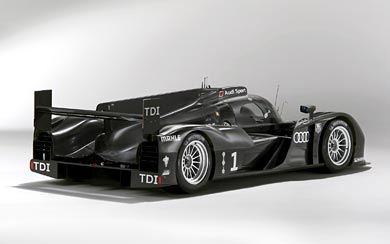 2011 Audi R18 TDI wallpaper thumbnail.