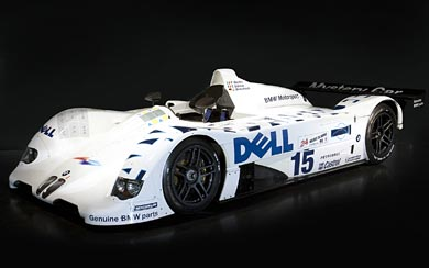 1999 BMW V12 LMR wallpaper thumbnail.
