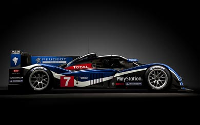 2011 Peugeot 908 wallpaper thumbnail.