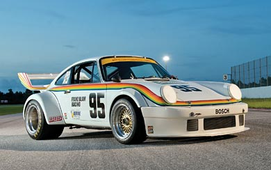 1977 Porsche 934 Turbo RSR wallpaper thumbnail.