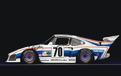 1979 Porsche 935 K3 wallpaper thumbnail.