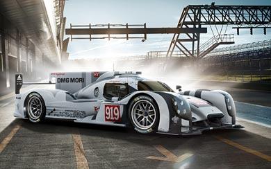 2014 Porsche 919 Hybrid wallpaper thumbnail.
