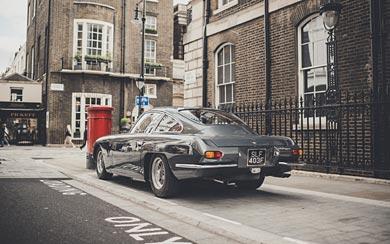 1966 Lamborghini 400 GT wallpaper thumbnail.