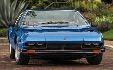1970 Lamborghini Jarama 400 GT wallpaper thumbnail.