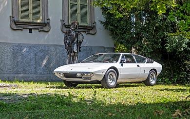 1972 Lamborghini Urraco P250 wallpaper thumbnail.
