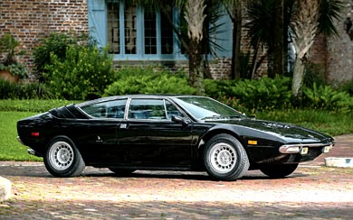 1974 Lamborghini Urraco P300 wallpaper thumbnail.