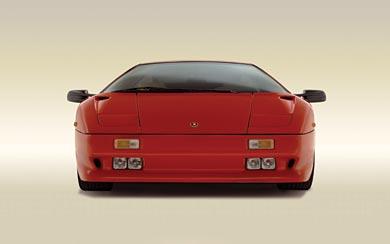 1990 Lamborghini Diablo wallpaper thumbnail.