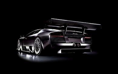 2003 Lamborghini Murcielago R-GT wallpaper thumbnail.