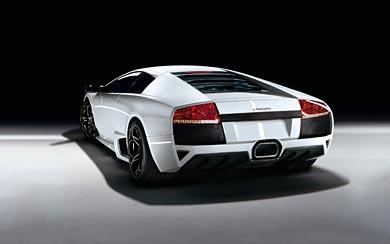 2007 Lamborghini Murcielago LP640 Versace wallpaper thumbnail.