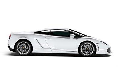 2008 Lamborghini Gallardo LP560-4 wallpaper thumbnail.
