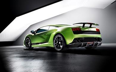 2010 Lamborghini Gallardo LP570-4 Superleggera wallpaper thumbnail.