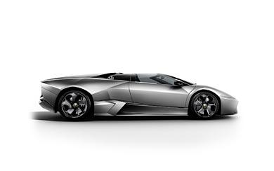 2010 Lamborghini Reventon Roadster wallpaper thumbnail.