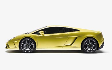2013 Lamborghini Gallardo LP560-4 wallpaper thumbnail.