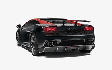 2013 Lamborghini Gallardo LP570-4 Edizione Tecnica wallpaper thumbnail.