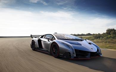 2013 Lamborghini Veneno thumbnail.