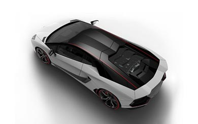 2015 Lamborghini Aventador LP700-4 Pirelli Edition wallpaper thumbnail.