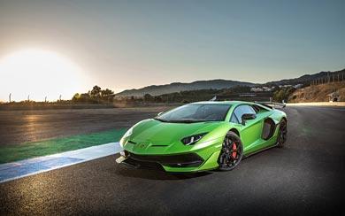 2019 Lamborghini Aventador SVJ thumbnail.