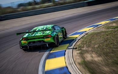 2019 Lamborghini Huracan GT3 EVO wallpaper thumbnail.