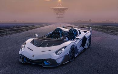2020 Lamborghini SC20 thumbnail.