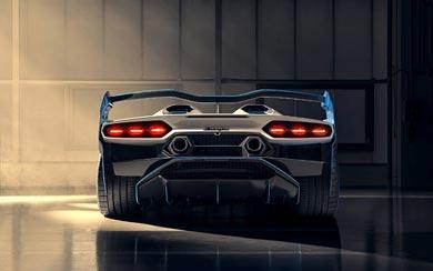 2020 Lamborghini SC20 wallpaper thumbnail.