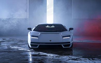2022 Lamborghini Countach LPI 800-4 wallpaper thumbnail.