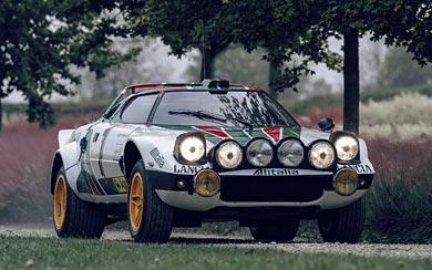 1972 Lancia Stratos Group 4 wallpaper thumbnail.