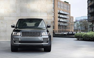 2016 Land Rover Range Rover SV Autobiography wallpaper thumbnail.