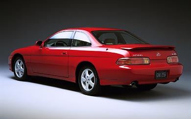 1997 Lexus SC 400 wallpaper thumbnail.