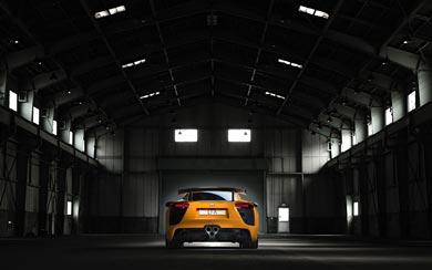 2012 Lexus LFA Nurburgring Edition wallpaper thumbnail.