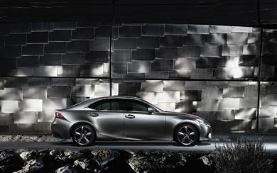 2014 Lexus IS wallpaper thumbnail.