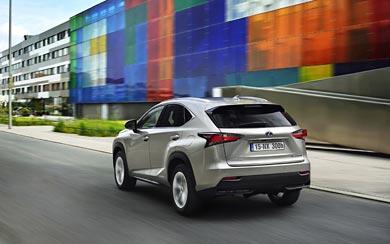2015 Lexus NX wallpaper thumbnail.