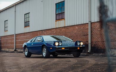 1976 Lotus Esprit wallpaper thumbnail.