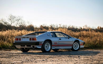 1980 Lotus Esprit Turbo wallpaper thumbnail.