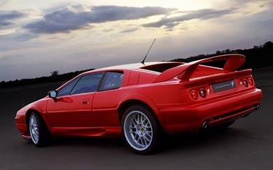 2002 Lotus Esprit V8 wallpaper thumbnail.