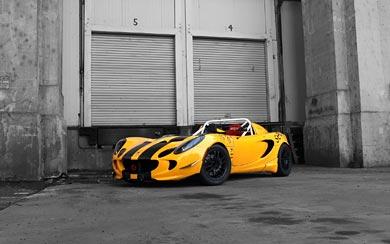 2005 Lotus Elise Spyder1 Custom wallpaper thumbnail.