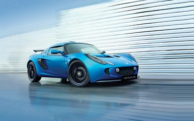 2006 Lotus Exige S wallpaper thumbnail.