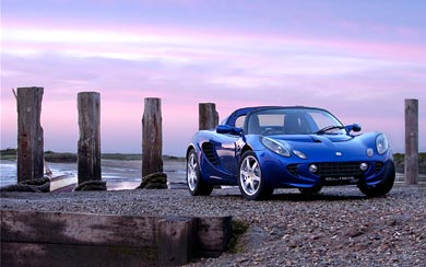 2007 Lotus Elise S wallpaper thumbnail.