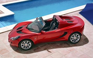 2008 Lotus Elise R wallpaper thumbnail.