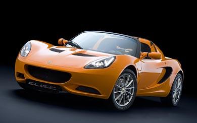 2010 Lotus Elise R wallpaper thumbnail.