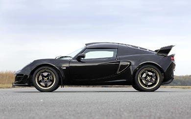 2010 Lotus Exige S Type 72 wallpaper thumbnail.