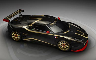 2011 Lotus Evora Endora GT Concept wallpaper thumbnail.
