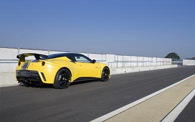 2012 Lotus Evora GTE wallpaper thumbnail.