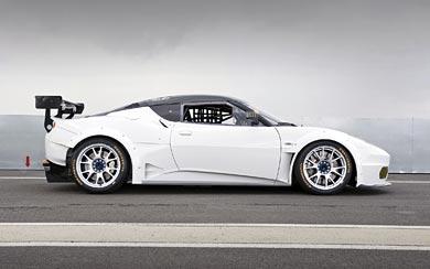 2012 Lotus Evora GX wallpaper thumbnail.