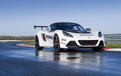 2013 Lotus Exige V6 Cup R wallpaper thumbnail.